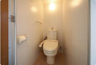 全室バストイレ別